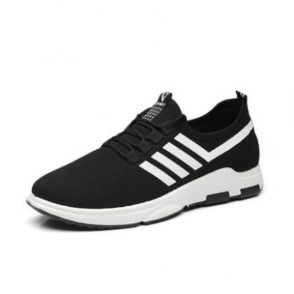 Men's Autumn Casual Sports Shoes Running Shoes Cotton Mesh Shoes