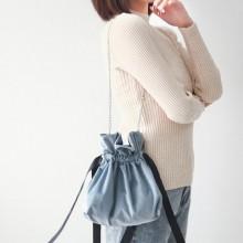 Women Velvet Small Bag Shoulder Chain Bag Messenger Bag Crossbody Bag