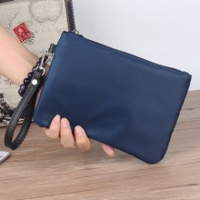 Men's Handbag Clutch Bag Plain Casual Bag Wrist Mobile Phone Bag