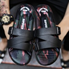 Men's Air Cushion Slippers Outdoor Sandals Summer Camouflage Slippers