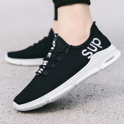 Men's Sports Shoes Leisure Student Shoes Winter Shoes Lightweight Outdoor Casual