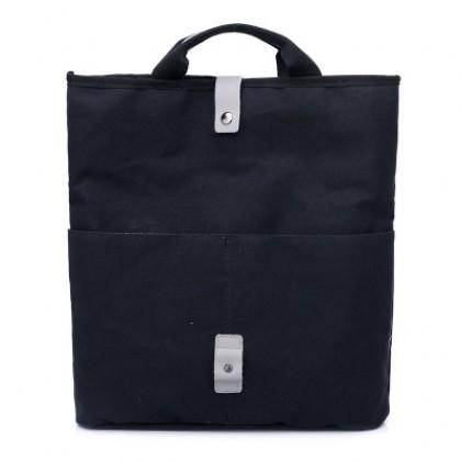Men's Trendy Korean Casual and Multi Function Foldable Crossbody Bag