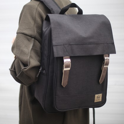 Men's Trend on Fashion Casual and Travel Briefcase Backpack