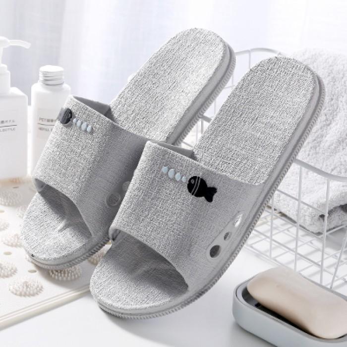 c8d9aa4f5b21 Men s Summer Home Bathroom Non-Slip Plastic Slippers Couples Slippers
