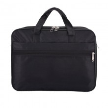 Men's Canvas Tote Briefcase Oxford Handle and Shoulder Bag