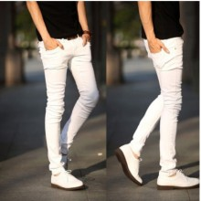 [READY STOCK] Casual Men Long Pants Plus Size School Student