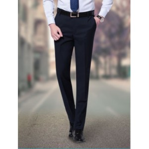 Men's Korean Formal Office Business Working  Slim Suit