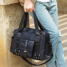 Men's Korean Trend  Business And Casual  Foldable Travel Bag