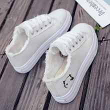 Women Korean Fashion  Harajuku Style  Canvas Wild Sport Shoes