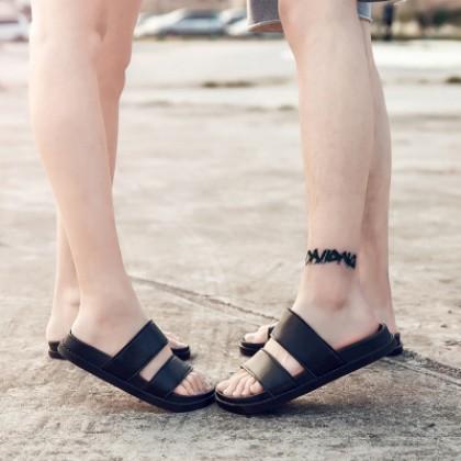 Men's Summer Roman Strap Casual Couple's  Slipper Sandals Plus Size