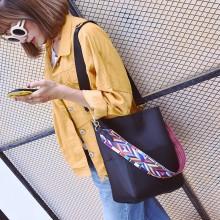 Women Magnetic Buckle Multi Purpose Travel Bag