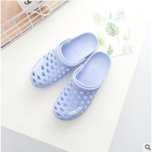 Women Korean Trend Hollow Toe Beach Rubber Sandals