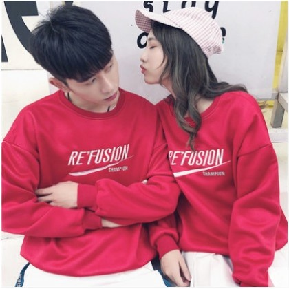 Women Korean Fashion Velvet Thick Warm Jacket Couple