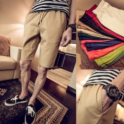 [READY STOCK] Casual Men Short Pants Plus Size Beach