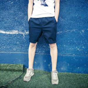 Men's Korean Trend Youth Pop Casual Summer Beach Style Short Pants Plus Size