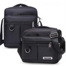 Men's Korean Trend Oxford Cloth Portable Messenger Bag