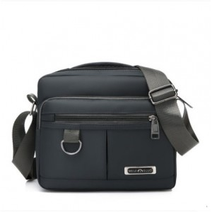 Men's Korean Trend Oxford Cloth Portable Messenger Bag