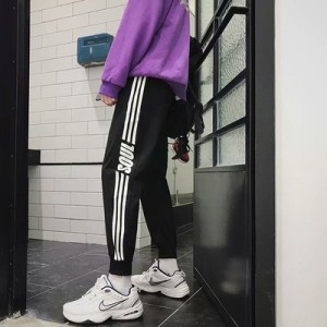 Men's Korean Youth Fashion Loose Camouflage Sports Pants