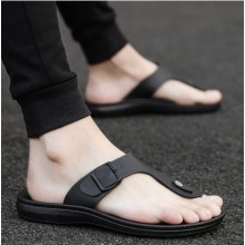 Men's Korean Trend  Fashion Non Slip Beach FlipFlops