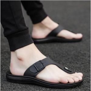 Men's Korean Trend  Fashion Non Slip Beach FlipFlops