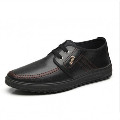 Men's Korean Trend Wild Style  Lace Up Casual  Shoes