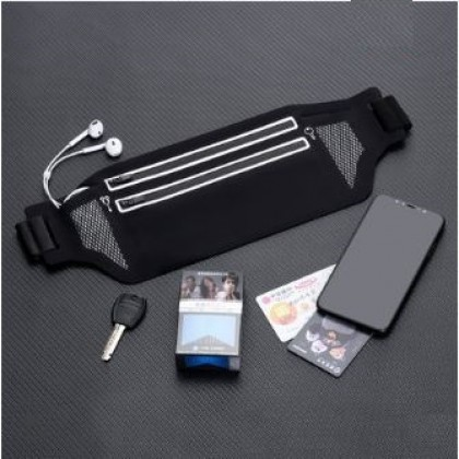 Men's New Multi Purpose Sports Mobile Waist Fitness Bag