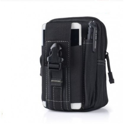 Men's New Multi Purpose  Sports Outdoor Belt Water Proof Tactical Pocket Bag
