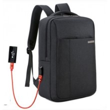 Men's New Casual  Vertical Mesh Business  Computer Bag