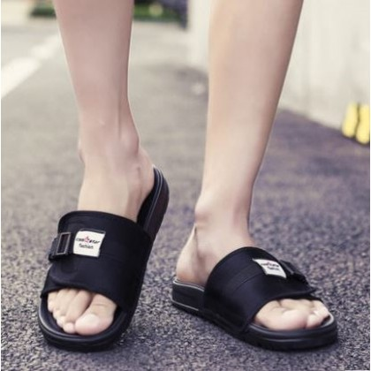 Men's Korean Youth Trend Drag  Style Casual Outdoor Couples Slippers