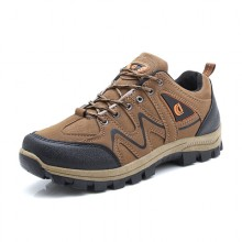 Men's Fashion Outdoor Waterproof Non Slip Hiking Sports Shoes