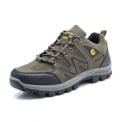 Men's Fashion Outdoor Waterproof Non Slip Hiking Sports Shoes