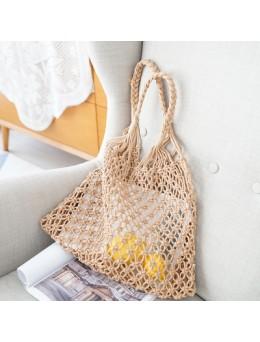 Women Korean Net Style Bag