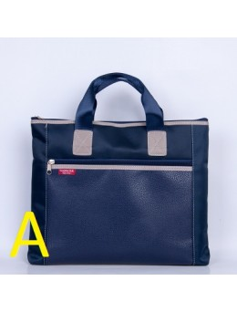 Men's Korean Trend Canvas Business And Computer Traveling Bag