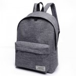 Men's Korean Fashion Interlayer Casual College and Travel Backpack