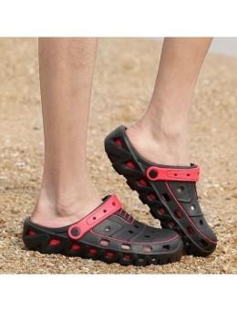 Men's Fashion Baotou Style Non Slip Casual Outdoor Beach Sandals