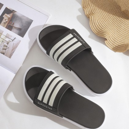 Men's Korean Trend Youth Drag Style Fashion Slippers