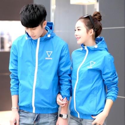 Jacket Couple Men Plus Size