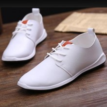 [READY STOCK] Leather Working Casual Men Shoes