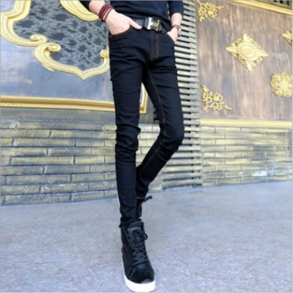 [READY STOCK] Casual Men Long Pants Plus Size Korean