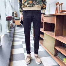 [READY STOCK] Korean Men Pants Jeans Slim Trousers