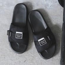 [READY STOCK] Men's Beach Flip Flops Couple Plus Size Summer Slippers