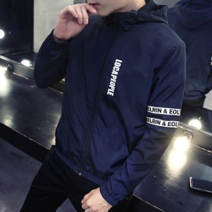 [READY STOCK / PRE-ORDER] Korean Jacket Coat Water Proof Men