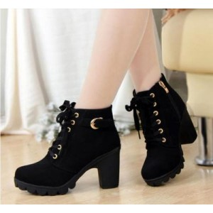 [READY STOCK] Martin Boots Europe Ankle Women Shoes