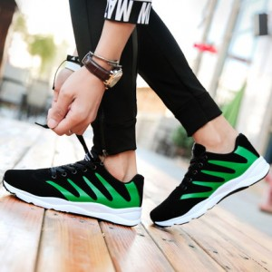 [READY STOCK] Male Men's Korean Sports Casual Running Shoes