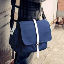 Canvas Shoulder Sling Crossbody Men Bag