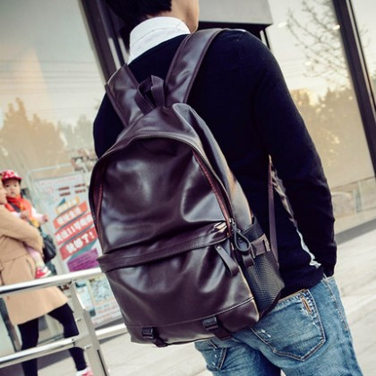 [READY STOCK] College Student Men Backpack Bags
