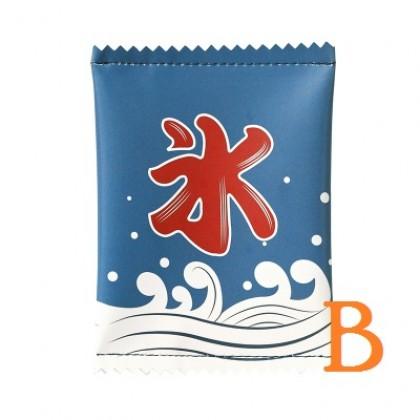 Women Korean Youth Trend Fun Cartoon  Coin Purse Zipper Wallet
