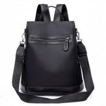 Women Korean Wild Fashion  Oxford Cloth Anti Theft Travel Bag Backpack