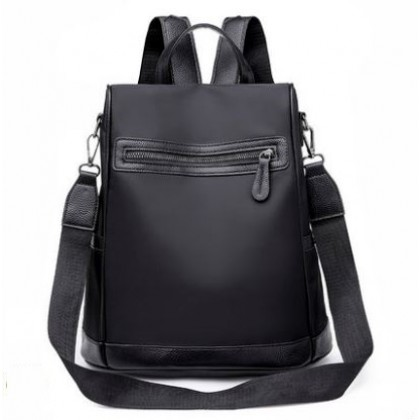 Women Korean Wild Fashion  Oxford Cloth Anti Theft Travel Bag Backpack