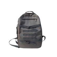 Men's Korean Fashion Trend Casual Large Canva Travel Backpack